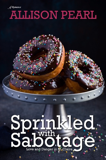 Sprinkled With Sabotage on tour with Celebrate Lit and featured on CarpeDiem.fyi