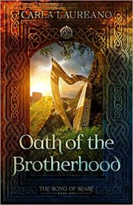Oath of the Brotherhood on tour with Celebrate Lit and featured on CarpeDiem.fyi
