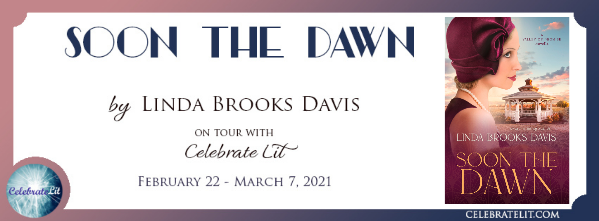 Soon the Dawn on tour with Celebrate Lit and featured on CarpeDiem.fyi