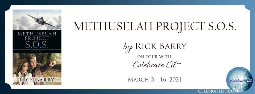 Methuselah Project S.O.S. on tour with Celebrate Lit and featured on CarpeDIem.fyi