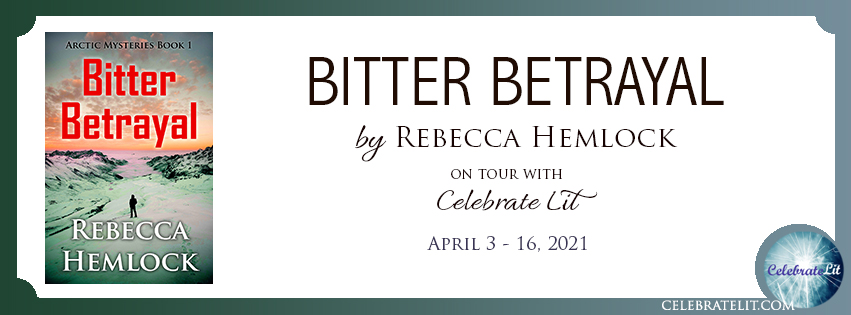 Bitter Betrayal on tour with Celebrate Lit and featured on CarpeDiem.fyi