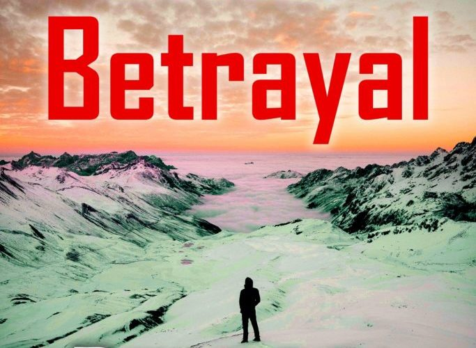 BITTER BETRAYAL ~ Review & GiveAway!