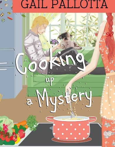 COOKING UP A MYSTERY ~ Review & GiveAway!