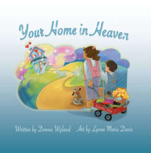 Your Home in Heaven on tour with Celebrate Lit and featured on CarpeDiem.fyi
