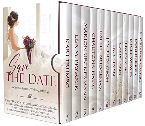 SAVE THE DATE ~ Review & GiveAway!