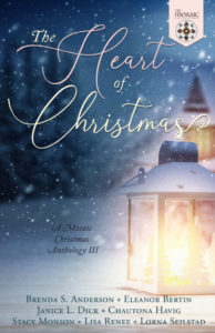 The Heart of Christmas on tour with Celebrate Lit and featured on CarpeDiem.fyi